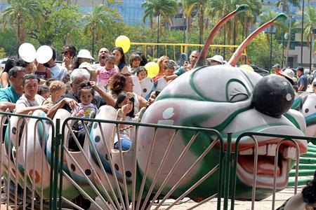 巴西儿童节