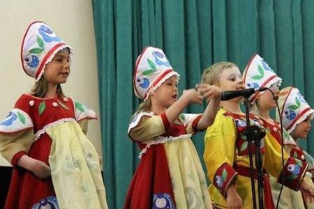 俄罗斯儿童节